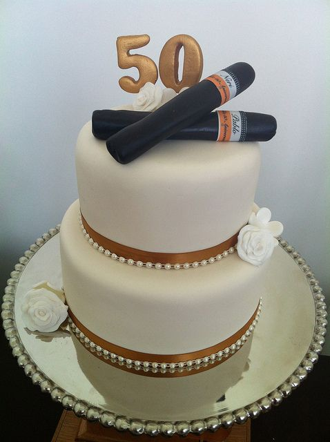 Cigar Anniversary Cake Have Your Cake Amp Eat It 2 In