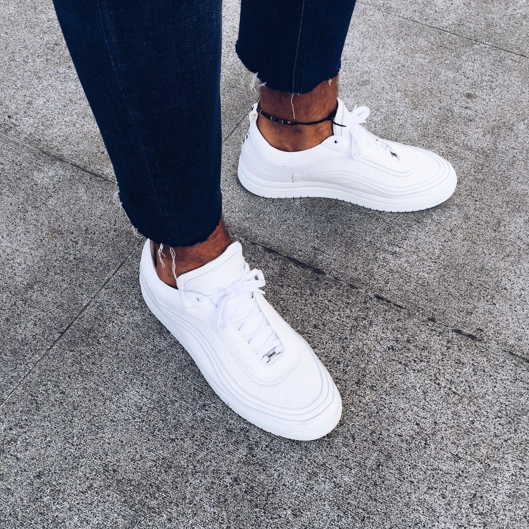 Nubikk Yeye Curl Perfo white #nubikk #nbkk #footwear #whitesneakers  #sneakers
