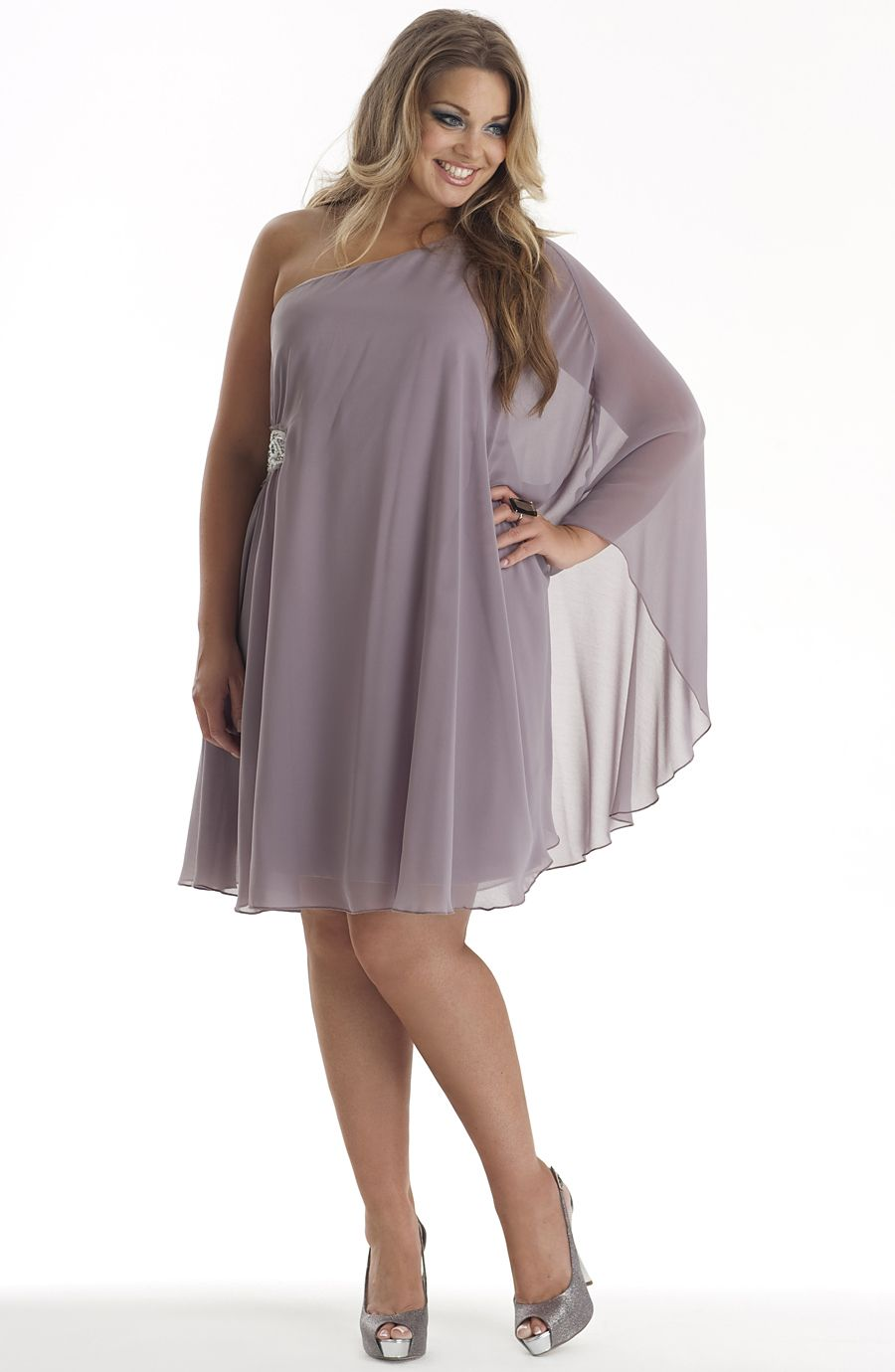 Dresses - Evening Dresses - Plus Size & Larger Sizes Womens ...
