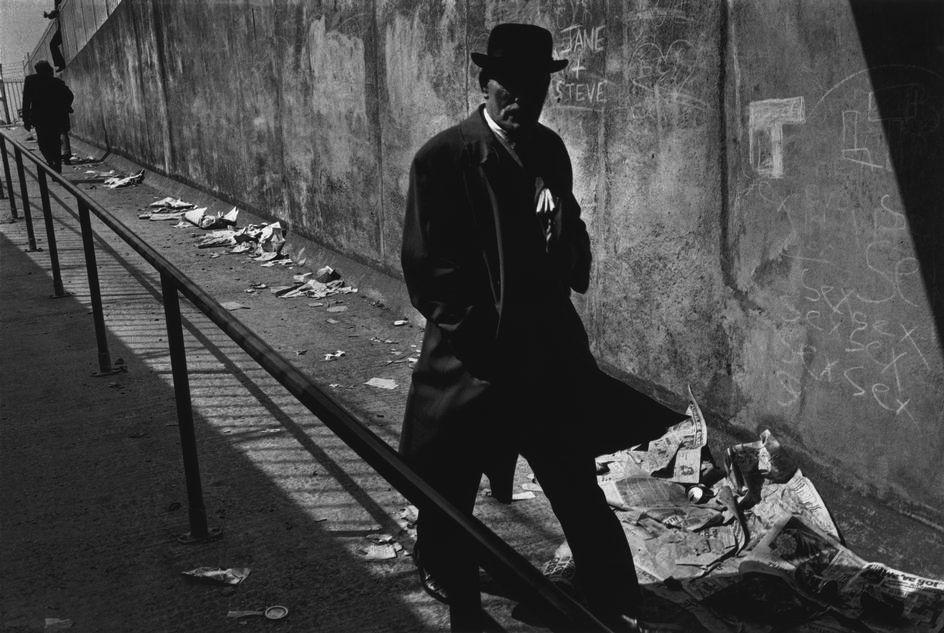 London 1977 Photo: Josef Koudelka