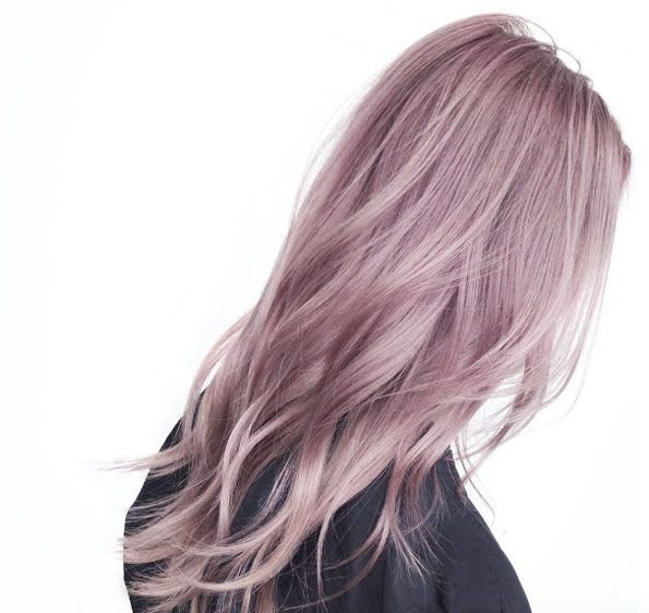40 trendy rose gold hair color ideas hair cheveux. Black Bedroom Furniture Sets. Home Design Ideas