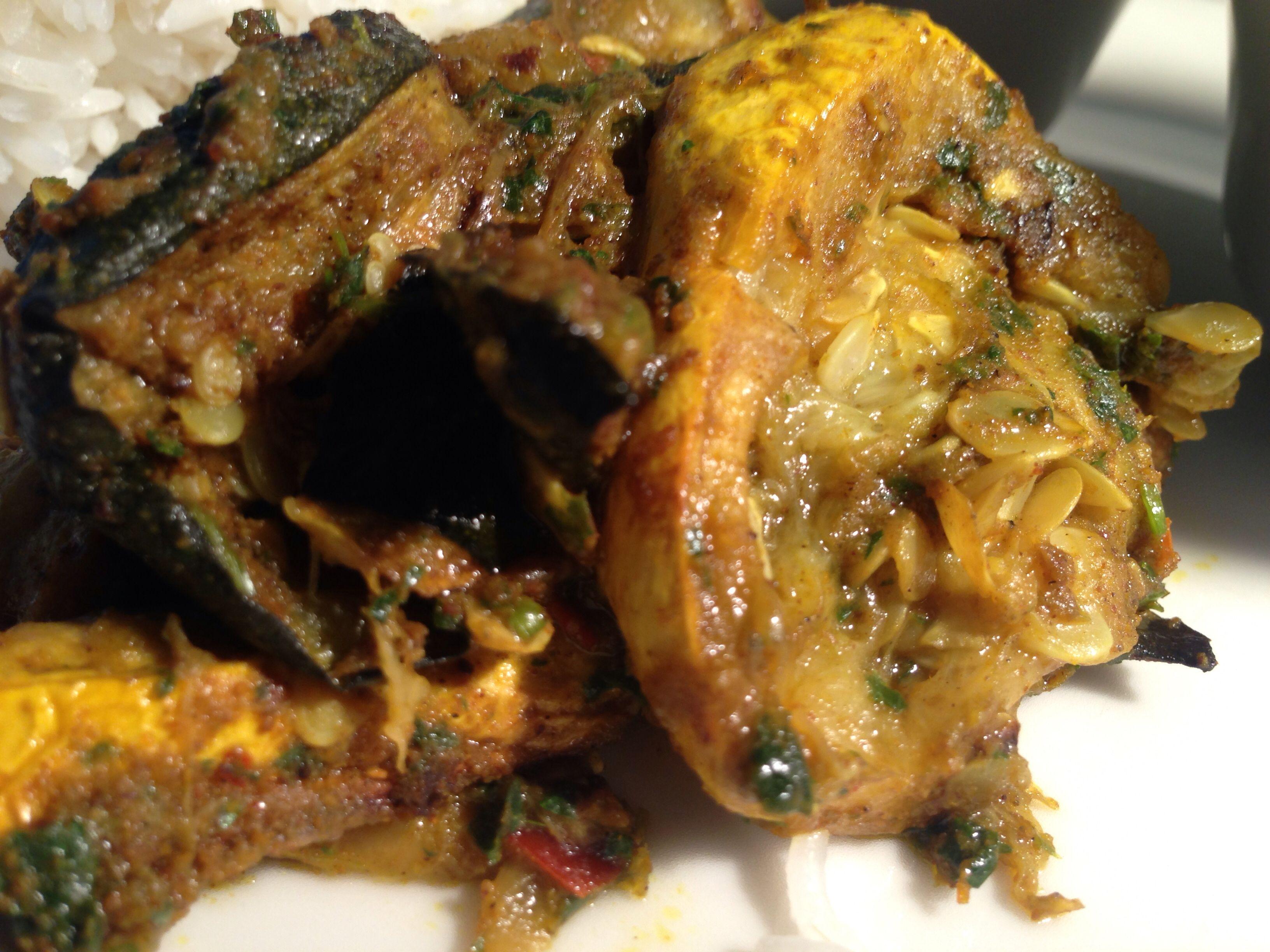 Tandoori Lonki Masala Spicy Oven Roasted Curry Squash Food