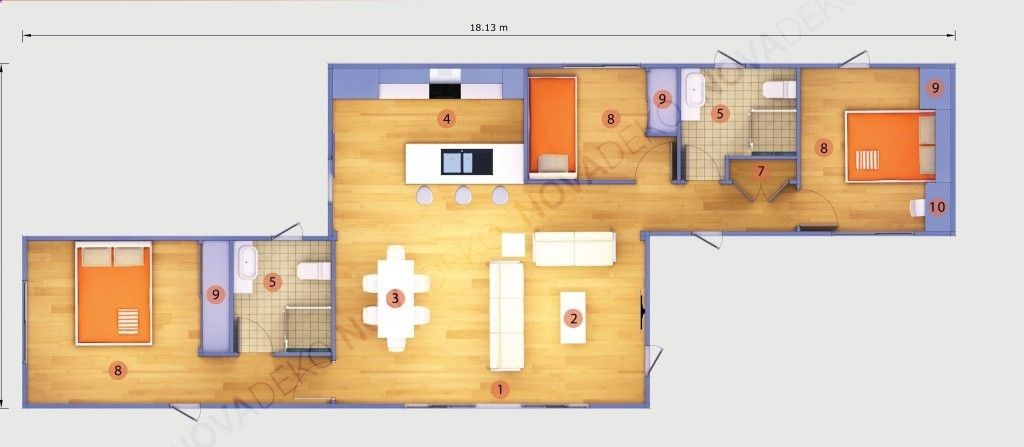 Container house more homes shipping container homes - Simple container house plans ...