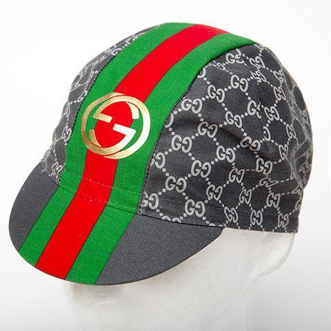 Gucci Cycling Cap Bikes Pinterest Cycling Cap And Bike Wear