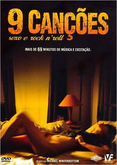 9 Cancoes 9 Songs 2005 Cancao Historias Eroticas Cartaz