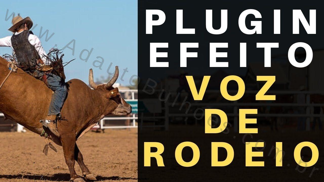 Voz De Rodeio Qual Plugin E Como Fazer Efeito De Eco Delay Na