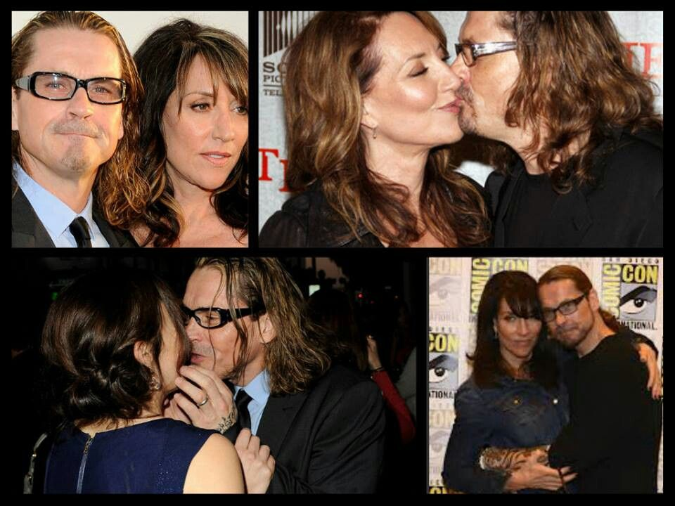 Katey Segal Kurt Sutter Best Show Sons Of Anarchy Sons Of Anarchy Family Affair Sons