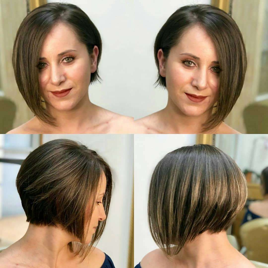 The Best Bob Haircuts for Thick and Thin Hair | Short hair styles, Short  hair model, Bob hairstyles