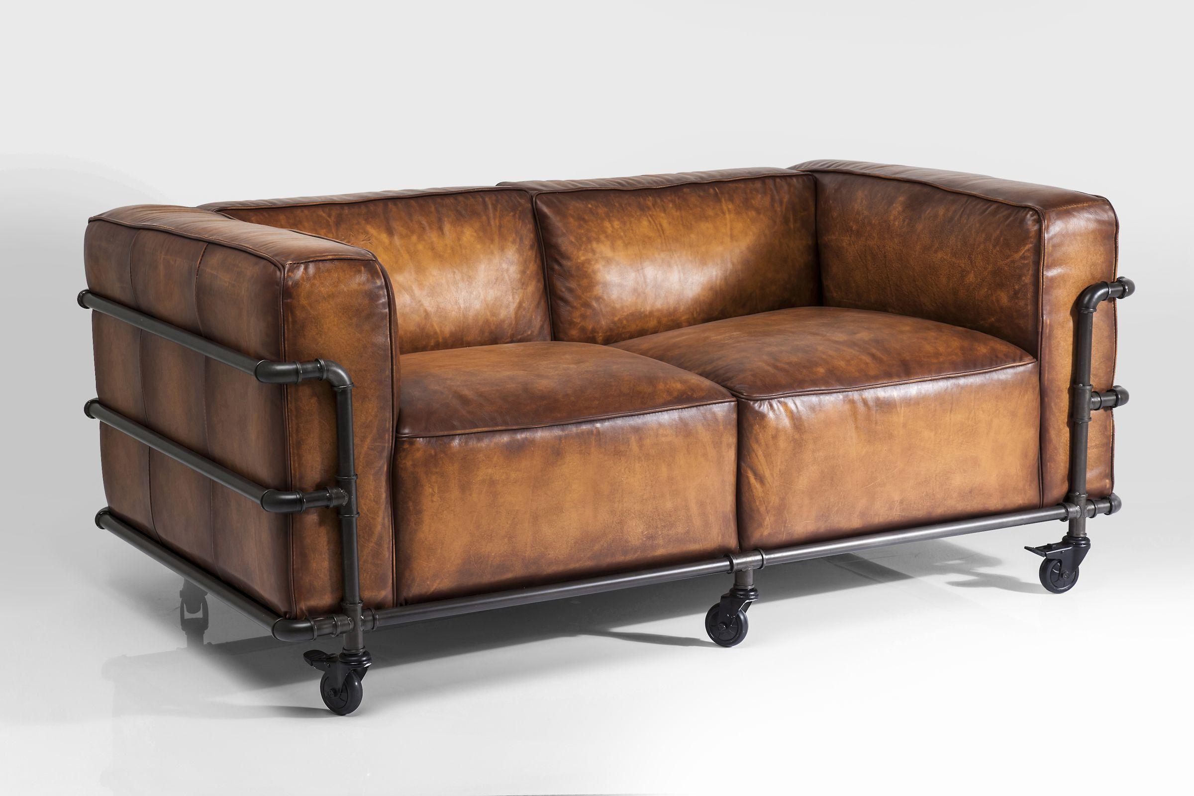 Sofa 2-Sitzer Quattro 169cm by Kare design... | Sofa