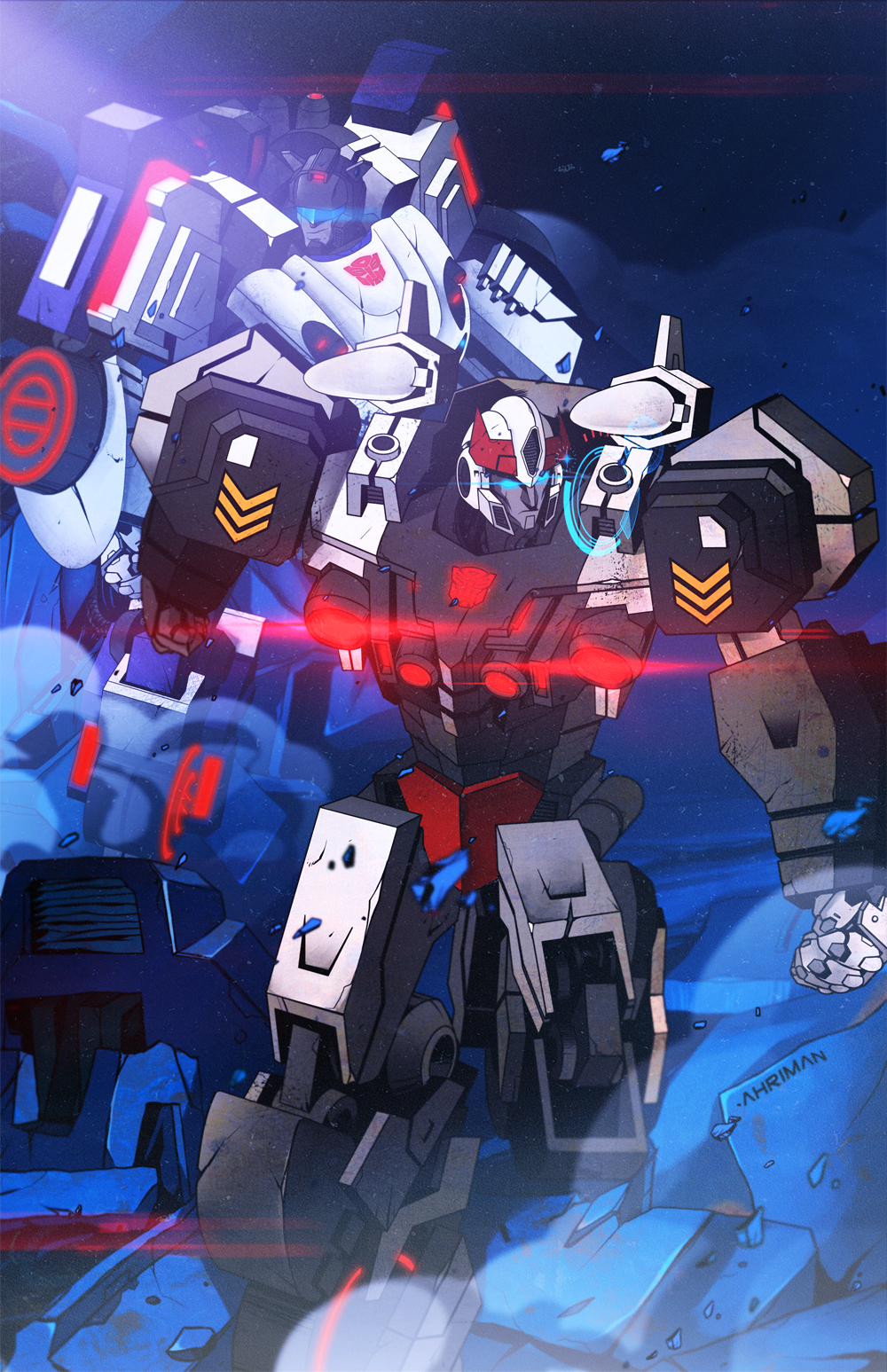 transformers jazz and prowl transformers pinterest