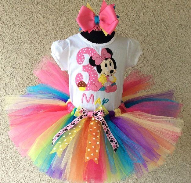 Pink Rainbow Dresses