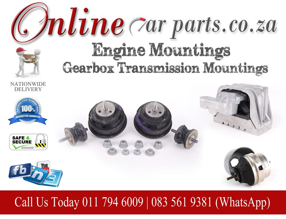 High quality engine mountings gearbox mountings