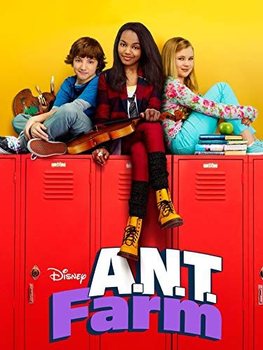 A.N.T. Farm (2011-2014)