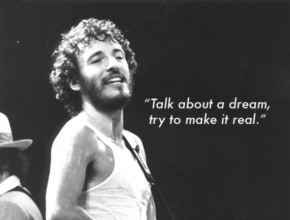 8 Life Lessons You Can Learn From Bruce Springsteen, Even If ...