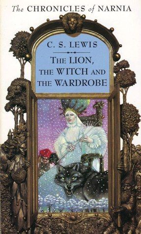 The Lion The Witch And The Wardrobe By C S Lewis Lion Witch Wardrobe Narnia Chronicles Of Narnia Books