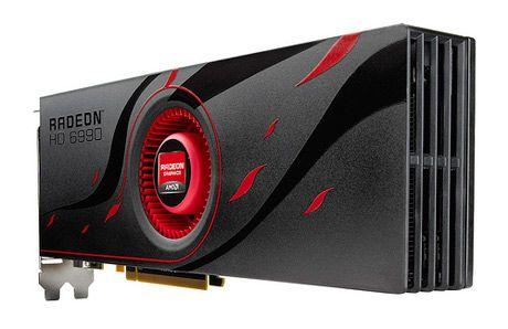Amd S Dual Gpu Radeon Hd 6990 Graphic Card Computer Hardware Cool Tech