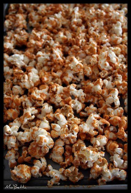 Makin' it Mo' Betta: Butter Pecan Popcorn