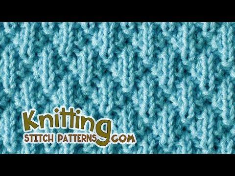 ef2034fb84376 (Basket) - Simple Patterns - Free Knitting Patterns Tutorial - Watch  Knitting - pattern 8 - YouTube