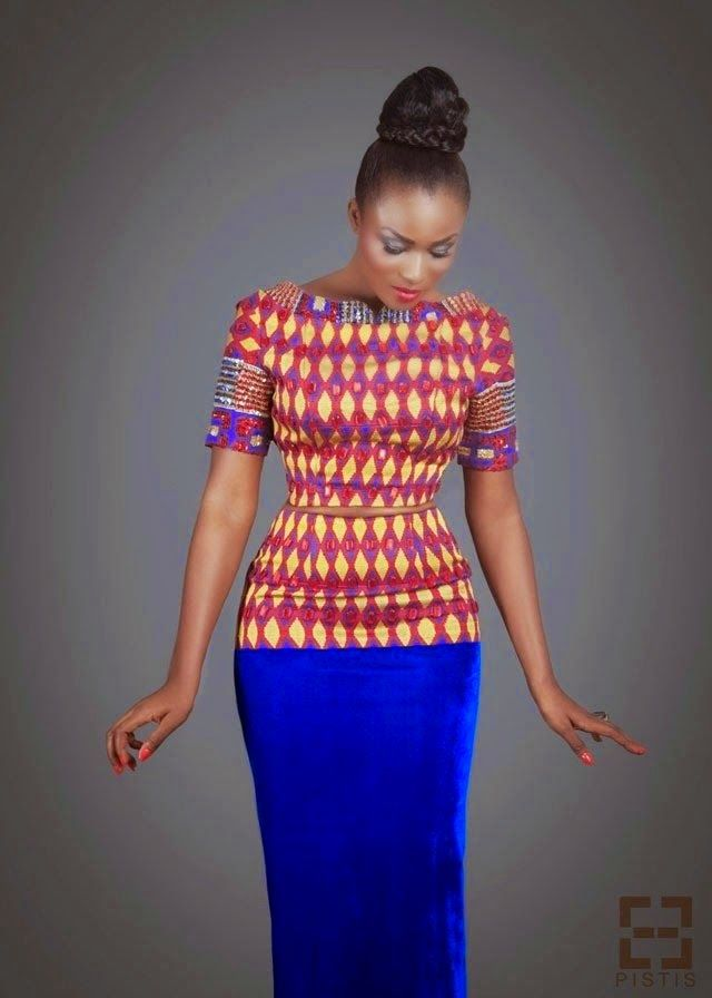South African Modern Traditional Dresses