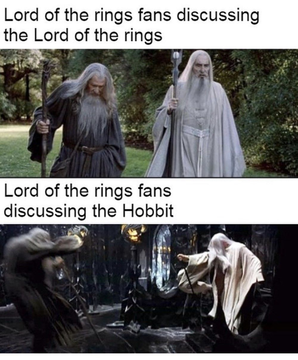 Photo of Dank Lord Of The Rings Memes For The True Heads