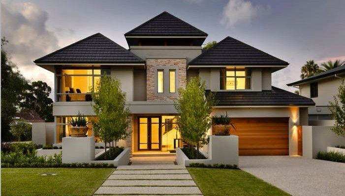 architecture design house. Inspirational Contemporary Double Storey House With Plan - Design Architecture And Art Worldwide C