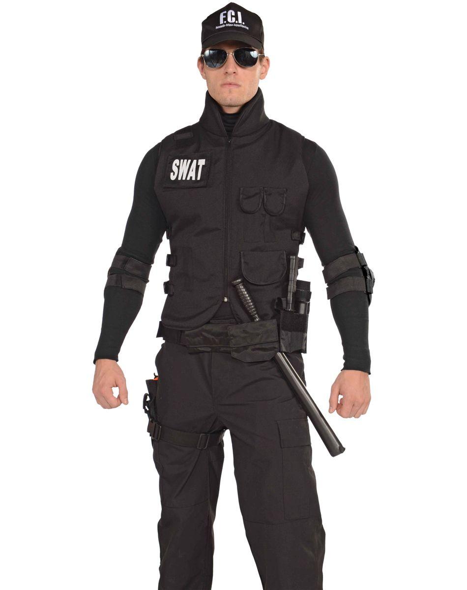 Spirit Halloween 2020 Swat Officer Pin on For Austin Bear