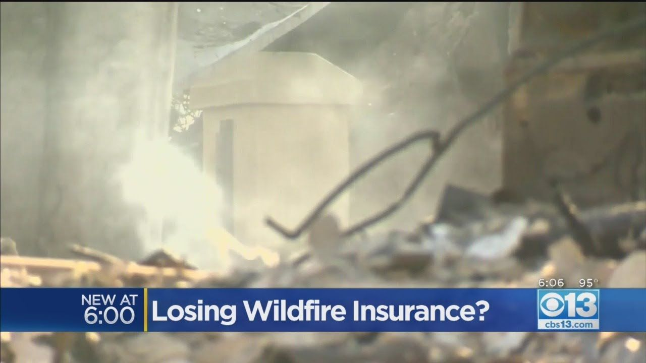 Are Homeowners Losing Wildfire Insurance? Visit nevada