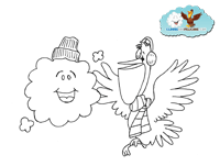 Aristotle And Burgoo Coloring Page The Remarkable Friendship Of Aristotle Burgoo Coloring Pages Color Activities