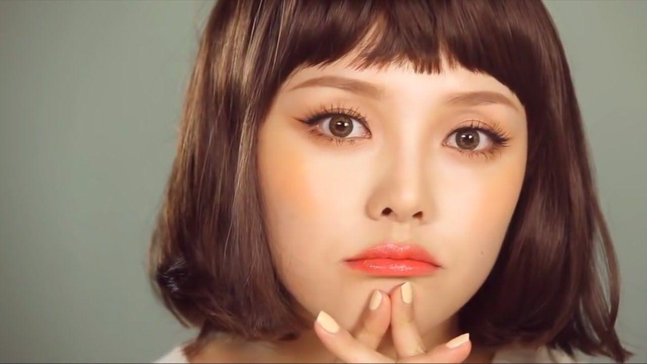 Korean makeup tutorial natural look pony makeup tutorial for korean makeup tutorial natural look pony makeup tutorial for beginners baditri Images