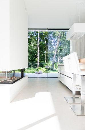 INTERIEUR I BINNENKIJKEN I Moderne Bungalow in Ermelo | Domy ...