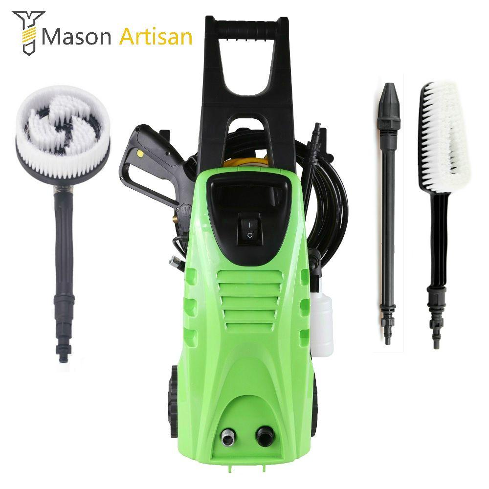 Mason High Pressure Washer Garden Cleaning Machine 1900PSI