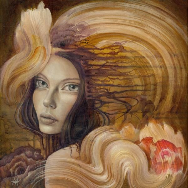 Abstraction by Mandy Tsung Art Print or Canvas Choose Size