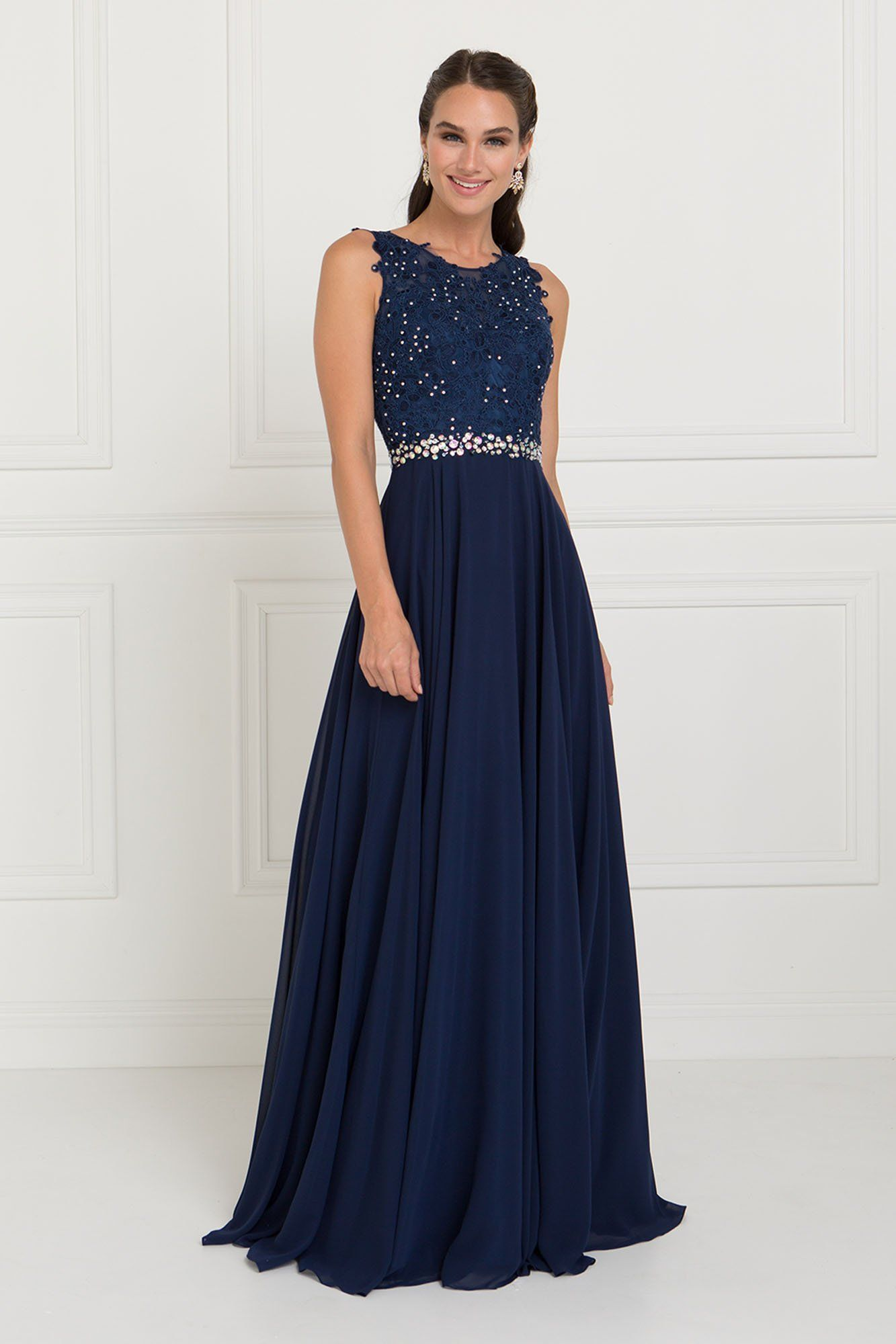 3dd43701ab4b Style Number: GLS 2417 Available in Blush, Burgundy, Champagne, Navy Lilac  Prom
