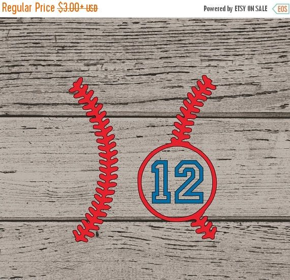 ON SALE Baseball Vinyl Decal Vinyl Sticker Yeti Tumbler Decal - Custom vinyl baseball decals