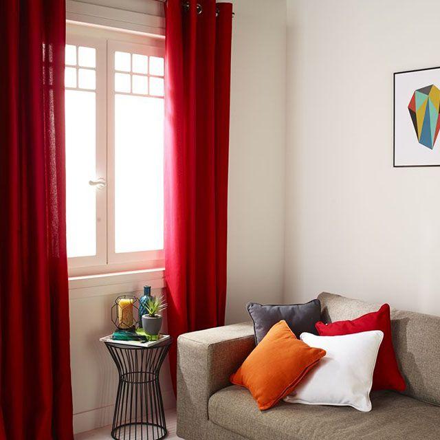 rideaux rouge et blanc rideaux rouge et blanc nouveau noir et blanc chambre rideaux europenne. Black Bedroom Furniture Sets. Home Design Ideas