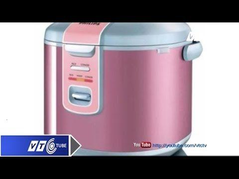 Bí quyết nấu cơm ngon bằng nồi cơm điện   VTC - YouTube