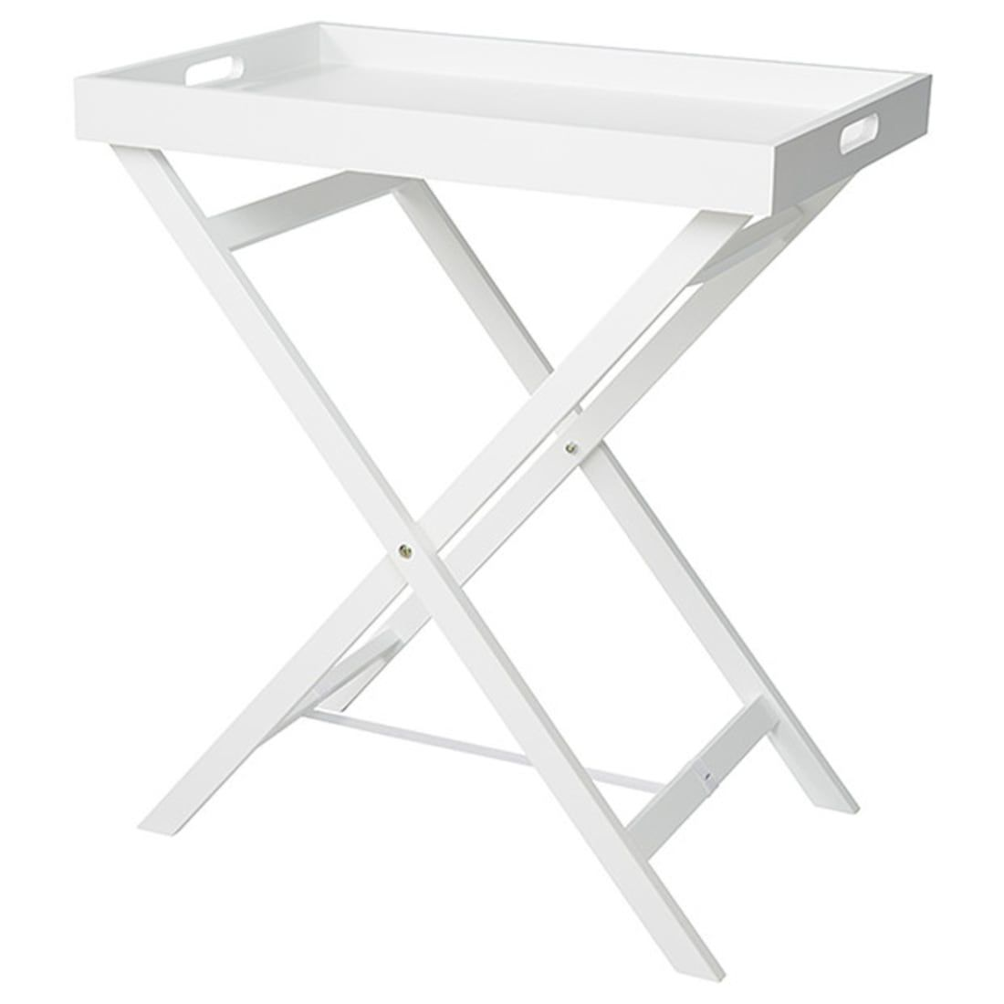 Folding Tray Table White Tray Table Butlers Tray Table Butler Table