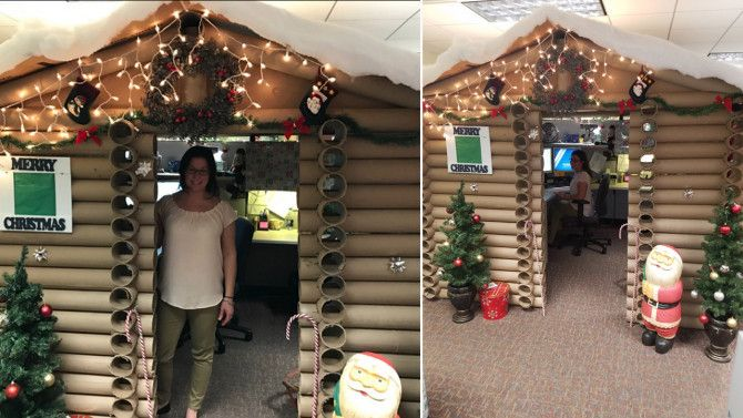 Image Result For Cubicle Decorating Contest Rules
