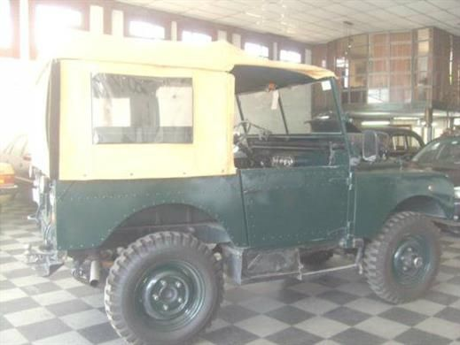 Land Rover Jeep 4x4