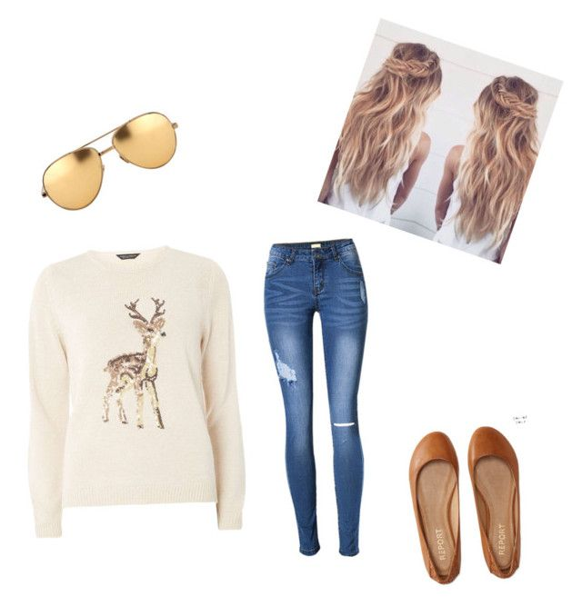 """Comfy"" by gantcarmen ❤ liked on Polyvore featuring Linda Farrow, Dorothy Perkins and Aéropostale"
