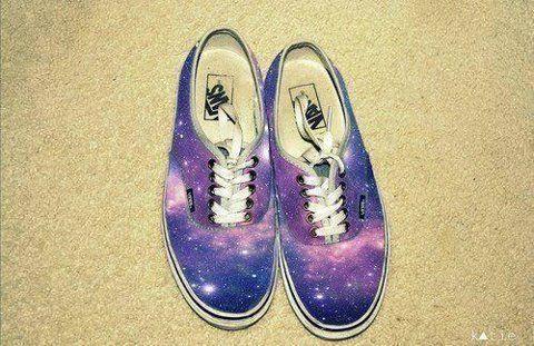 Galaxy sneakers - nice