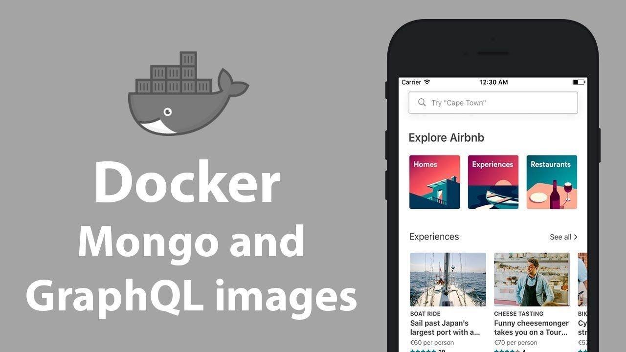 1 Backend for Airbnb App Clone Create Docker images for