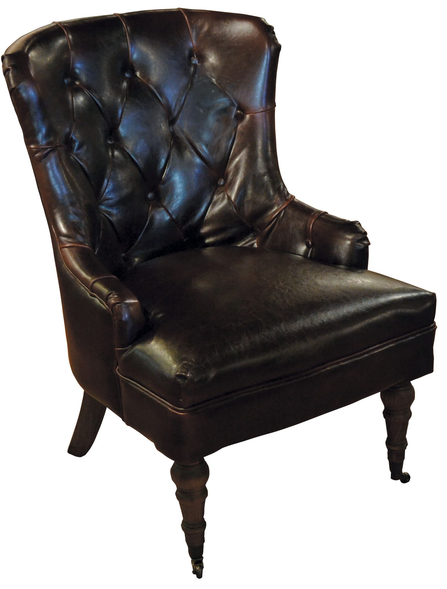 Tufted Leather Chair Wayfair Furniture