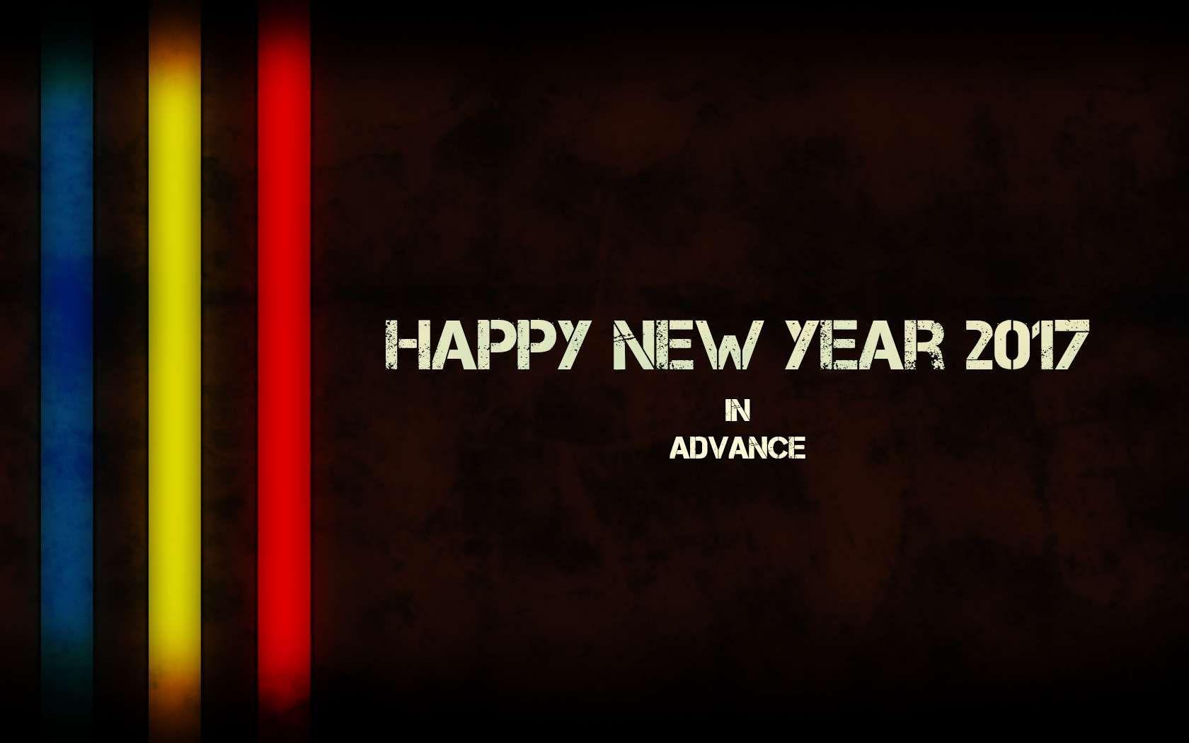 Advance Happy New Year 2017 Image Happy New Year 2019 New Year 2017 Merry Christmas And Happy New Year