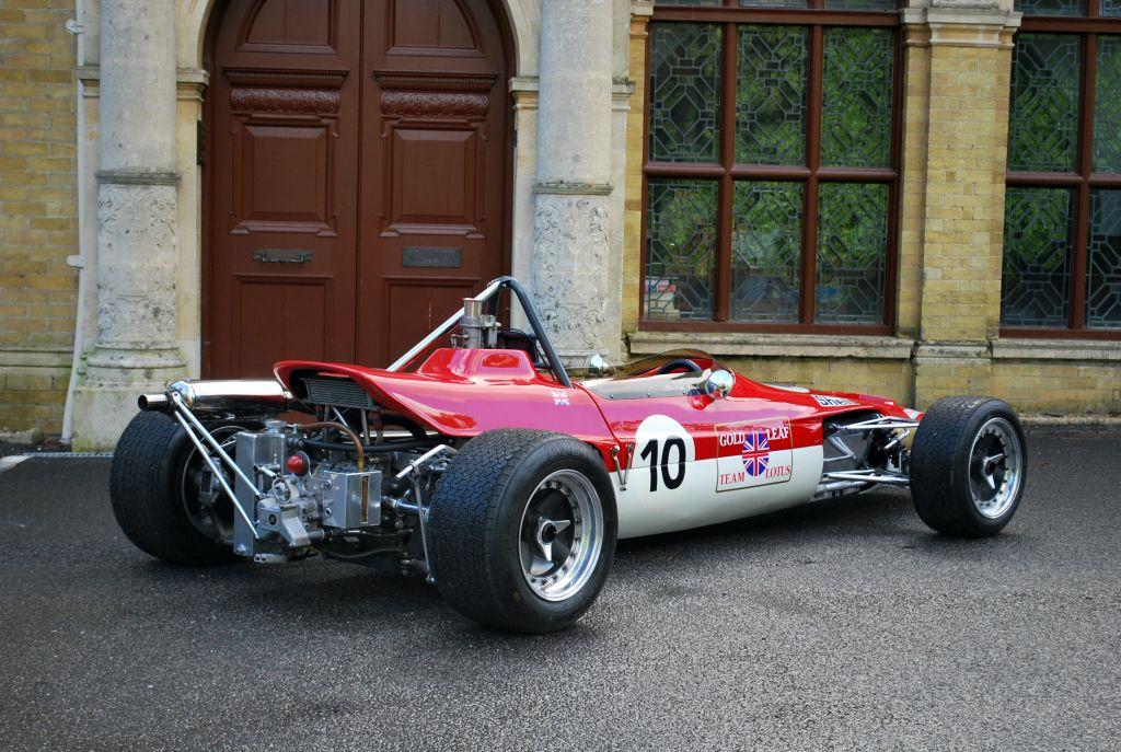 Lotus 59 \'1969–70 - Formula 3 | lotus | Pinterest | Lotus