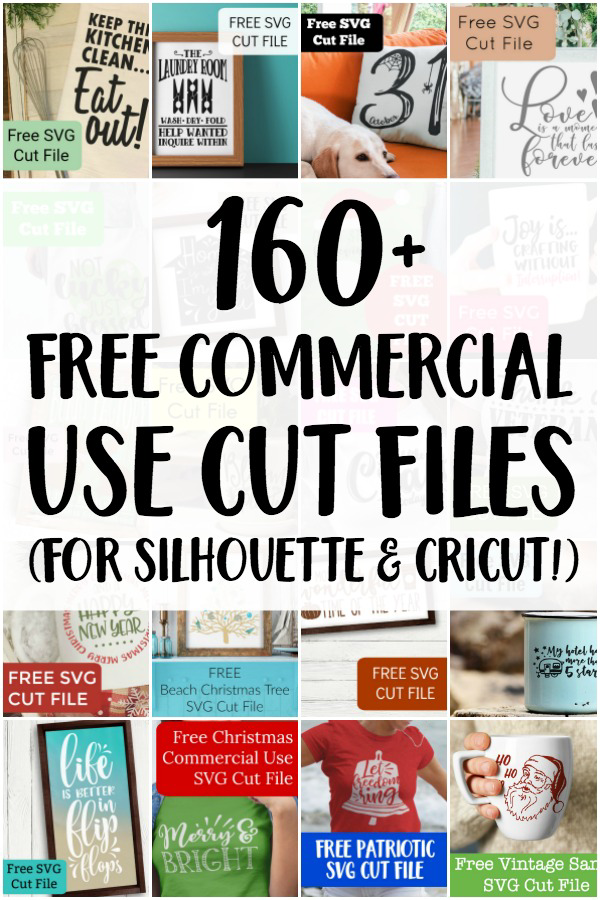 160+ Free Commercial Use SVG Cut Files - Cutting for Business