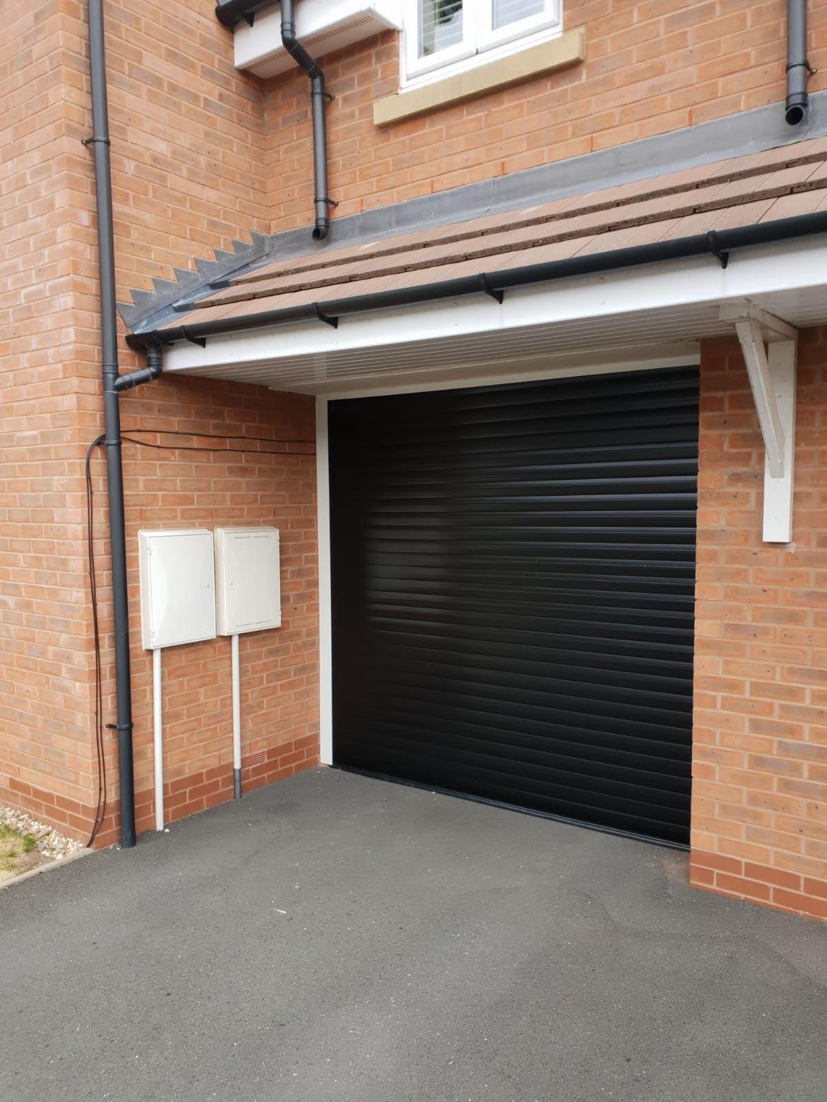 Remote Control Insulated Garage Door Roller Shutter Doors Pinterest