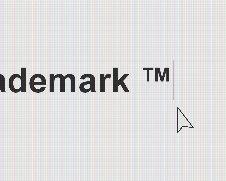 Registered Trademark Symbol Mac Zrom