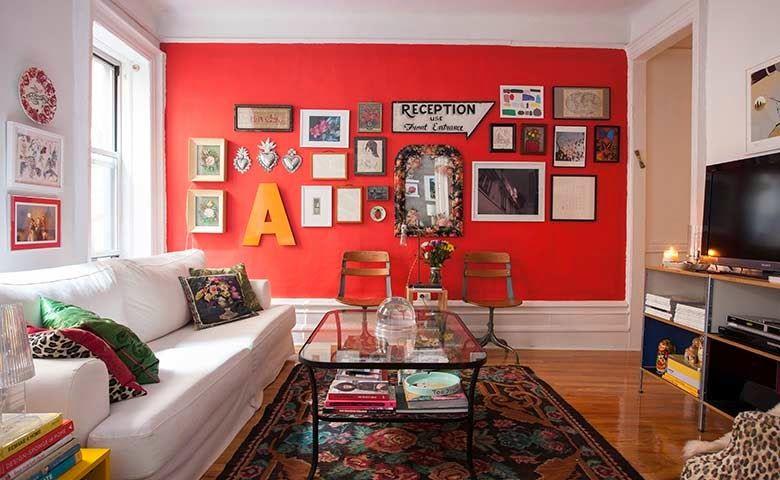 A casa e a arte de Ana Strumpf