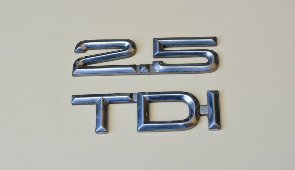 Chrome Nameplate Letter Script Emblems Rear Badge for Chevrolet Silverado